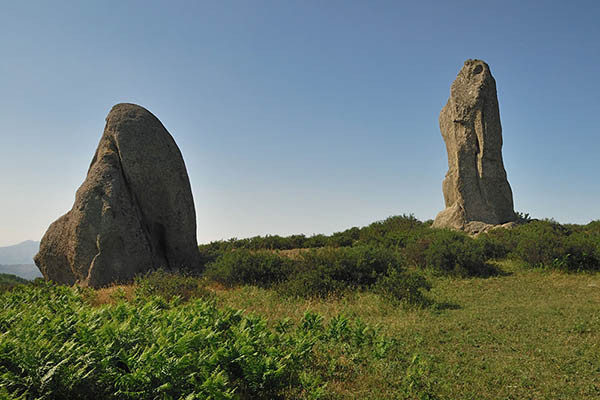 Megaliths of Argimusco, Sicilia Biking Tour
