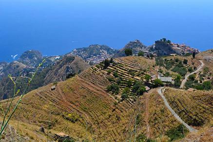Panoramic view, Sicily Quad Bike Adventure