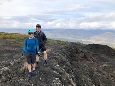 Short Trekking, Escursioni MTB Etna