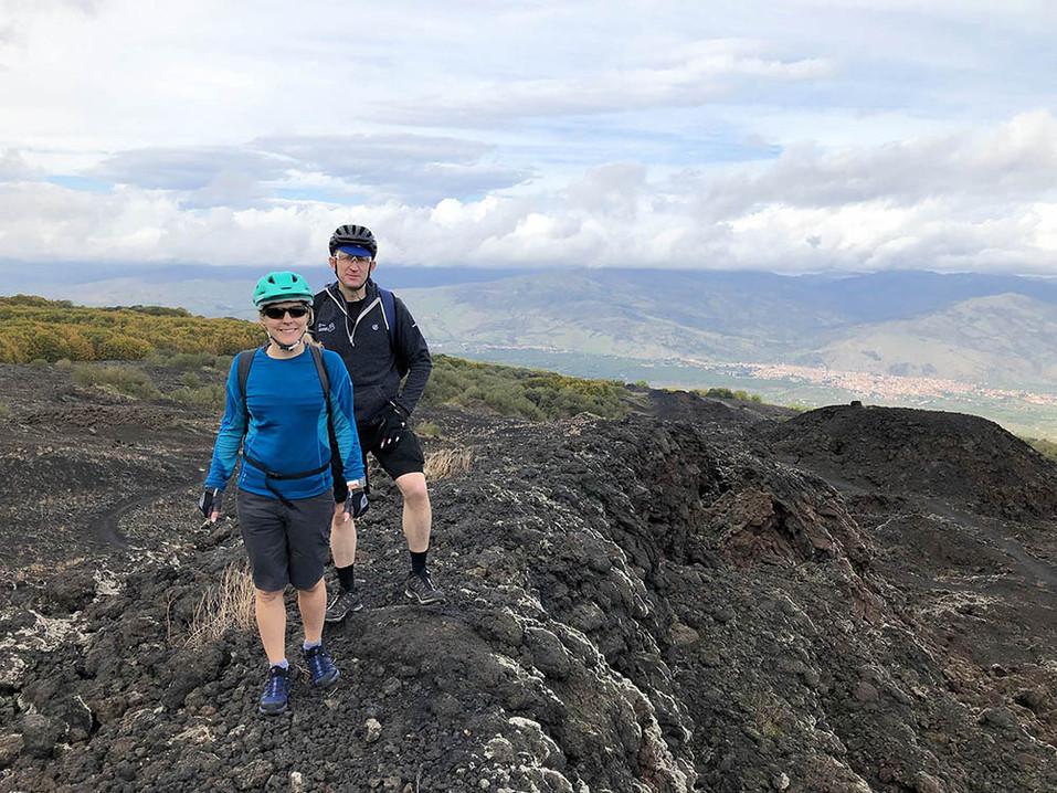 Short Trekking, Etna Bike Tours