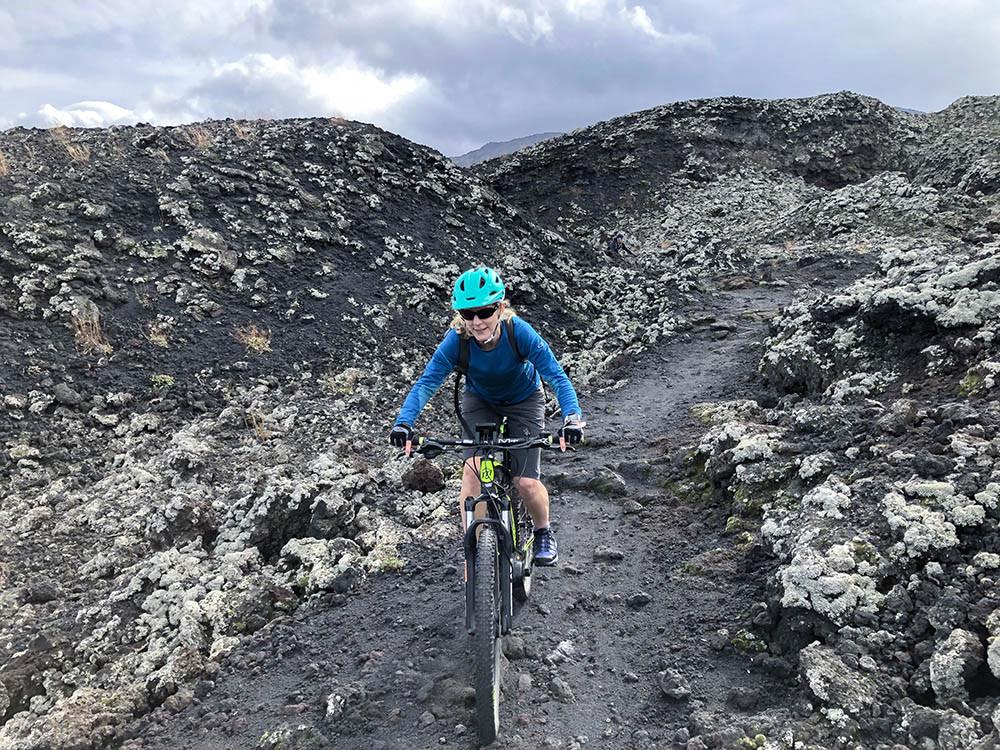 Etna Electric Bike Hire, Etna Bike Tours