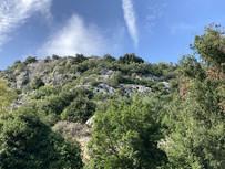 Le grotte della Necropoli