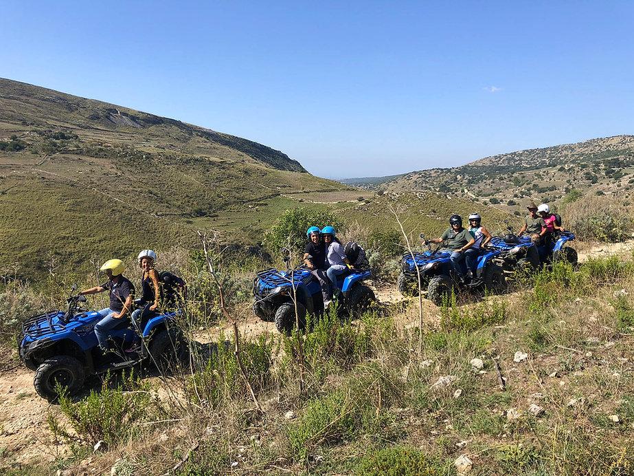 Escursioni in Quad Ragusa