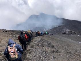 Sentiero in quota, Escursioni Etna 3000 Metri