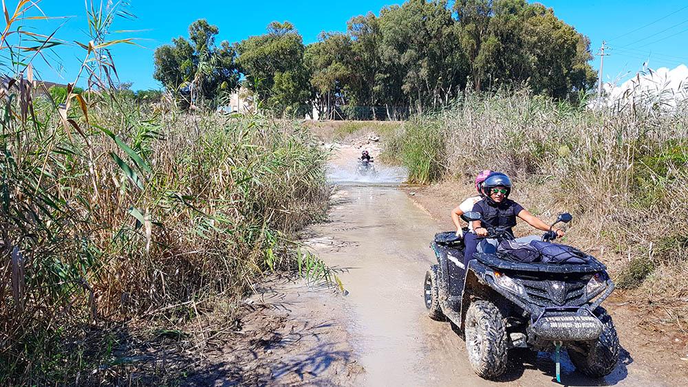 Sicily Landscapes, Quad Bikes Sicily