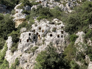 La Necropoli di Pantalica, Trekking Sicilia