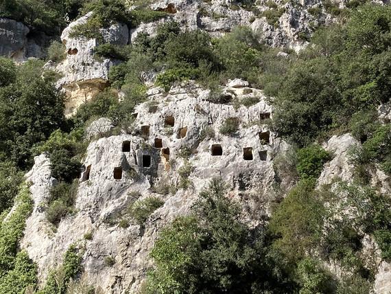 A World Heritage Site, Pantalica