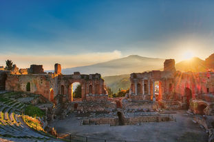Teatro Greco, Tour Sicilia Orientale 4 Giorni