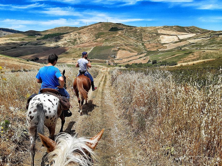 Passeggiata a Cavallo Palermo
