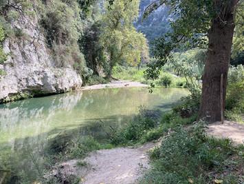 Stop per il bagno, Escursione Pantalica