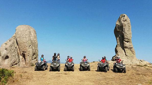 Quad Excursion in Sicily, Quad Sicily Tour