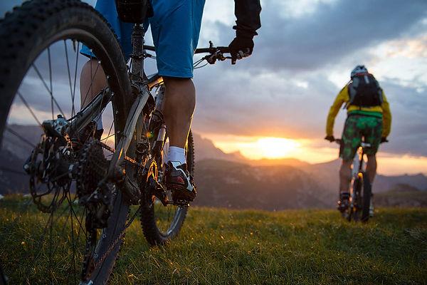 Sunset Bike Tours on Mount Etna