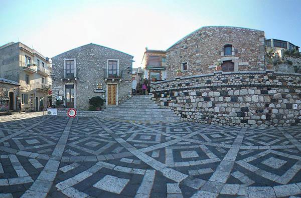 Sicily Quad Tour, Castelmola