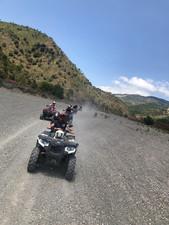 Alcantara Quad Bikes Tour