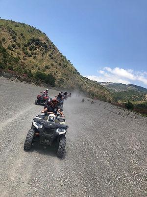 Sicily Quad Bike Adventure, Alcatara Gorges