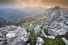 MTB Sicilia, Paesaggio sui Nebrodi