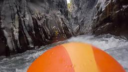 Le pareti dell Gole, Rafting Alcantara