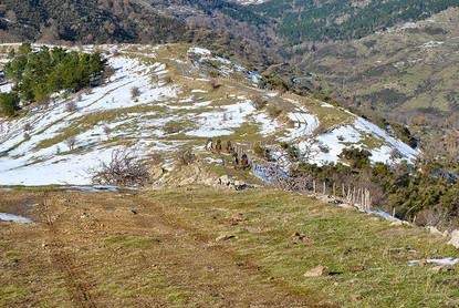 Ipposentiero, Escursioni a cavallo Sicilia