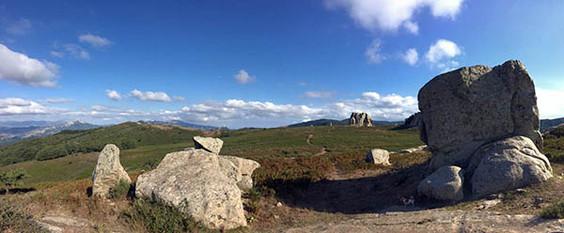 Argimusco Plateau, Sicily Quad Adventure