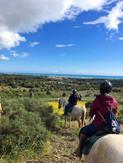 Trekking a cavallo Sicilia, Agrigento