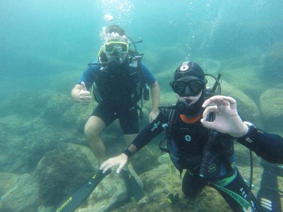 Immersioni in Sicilia per principianti