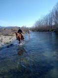 Guado, Escursioni a Cavallo Catania