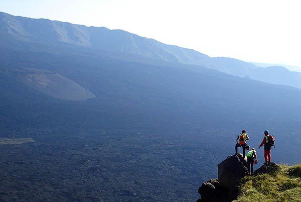 Etna Excursion, Amazing view