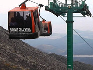 Cable Car, Etna Top Tour