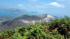 Trekking sito Unesco, Isole Eolie