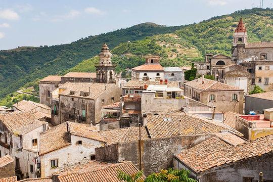 Borghi Medievali, Itinerario Sicilia 4 Giorni
