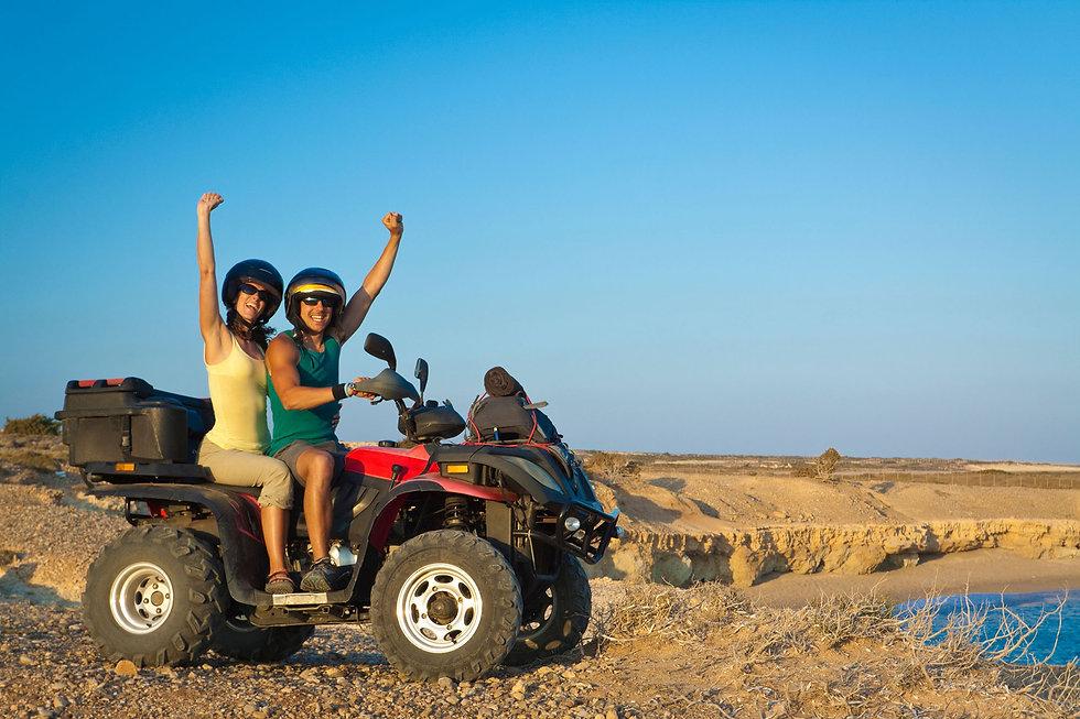 Sicily Quad Bikes Adventure