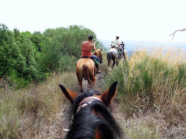 Equestrian Tours, Etna