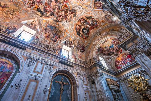Catania barocca, Viaggio in Sicilia