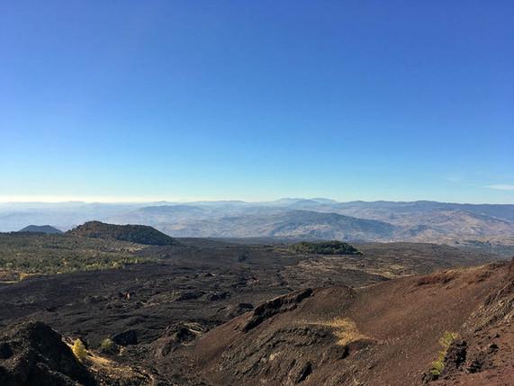Mountain Bike Tour in Sicilia, Etna