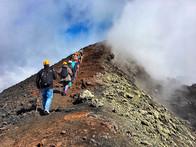 Escursione Cratere Centrale Etna, Escursione Jeep Etna
