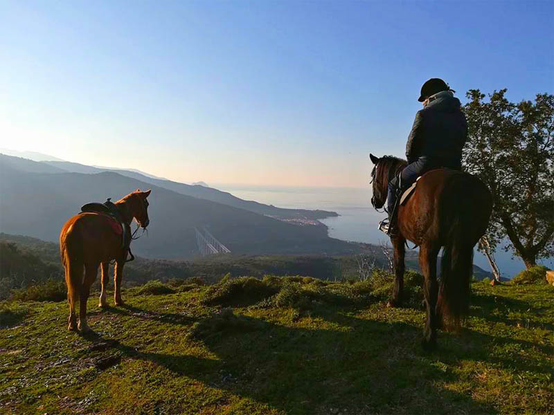 Sea View, Sicily Horse Tours