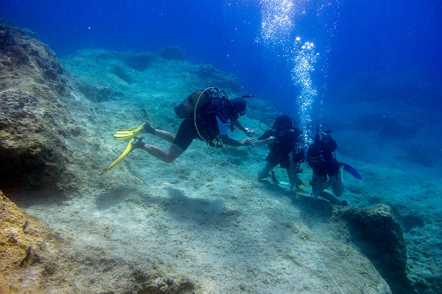 Catania Diving Session for Beginners
