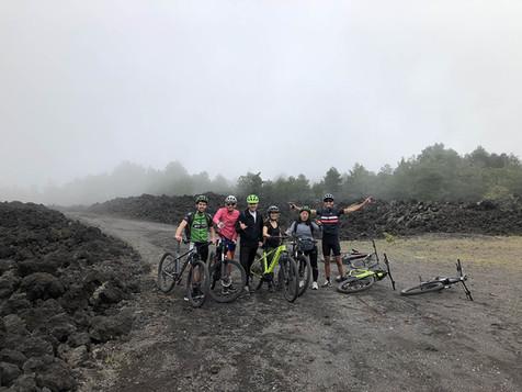 Tour Electric Bike Etna