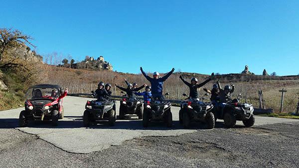 Sicily Quad Bikes Tour, Fun