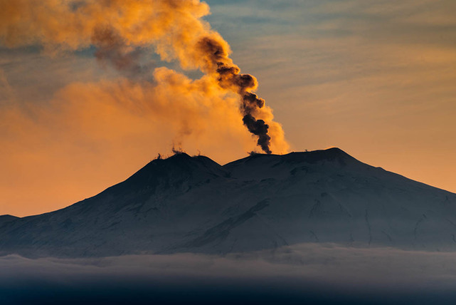 Escursione Etna al Tramotno in eBike