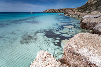 Cala Azzura, Sicily Boat Tours