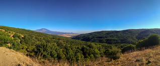 Etna view, Parco dei Nebrodi Hiking