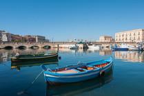 Ponte Umbertino, Ortigia giro in barca