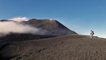Paesaggi Vulcanici, Escursione Etna