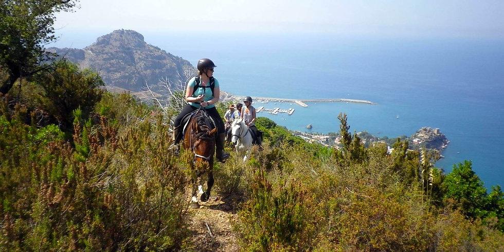 Escursioni a Cavallo Cefalù, Madonie