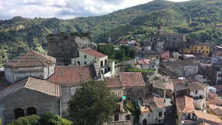 Alcantara Gorge Trail, Sicily Bike Tours
