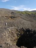 Crateri, Escursione Etna