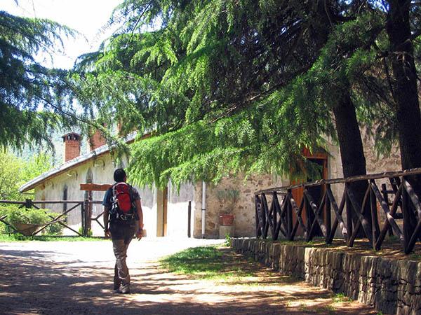 Nebrodi Park, Waliking in Sicily