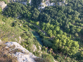 Anapo River, Pantalica River Trek