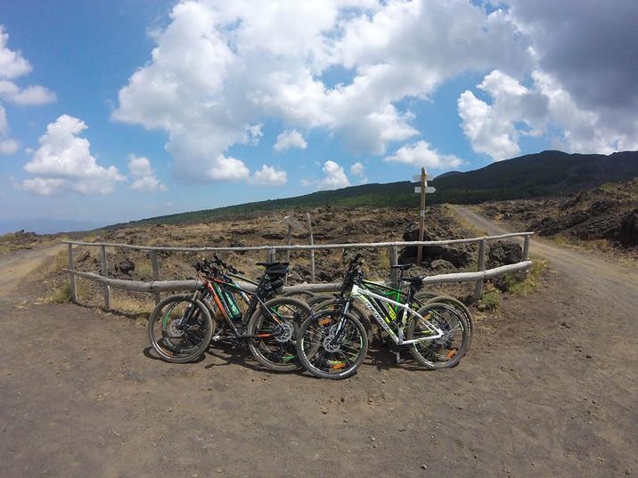 Noleggio Mountain Bike Etna